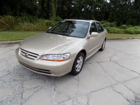 2001 Honda Accord for sale at S.S. Motors LLC in Dallas GA