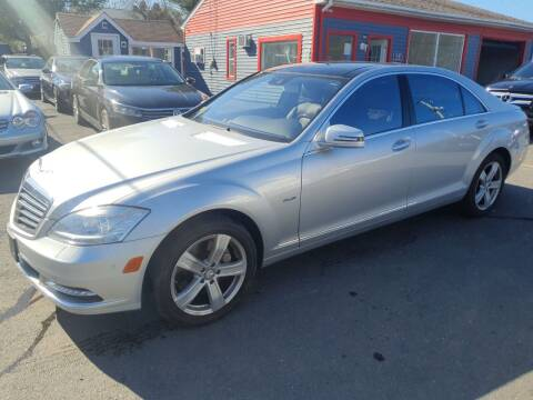 2012 Mercedes-Benz S-Class for sale at Top Quality Auto Sales in Westport MA