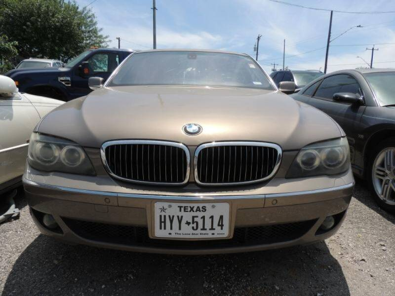 2007 BMW 7 Series for sale in San Antonio, TX
