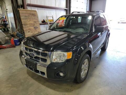 2009 Ford Escape for sale at Hometown Automotive Service & Sales in Holliston MA