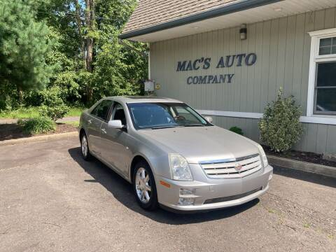 2007 Cadillac STS for sale at MAC'S AUTO COMPANY in Nanticoke PA