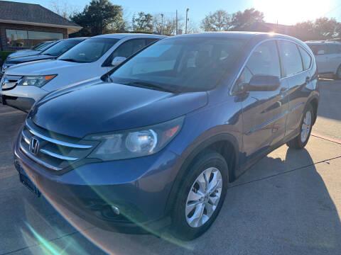 2012 Honda CR-V for sale at Casablanca in Garland TX