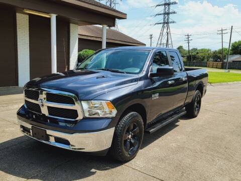 2017 RAM Ram Pickup 1500 for sale at MOTORSPORTS IMPORTS in Houston TX