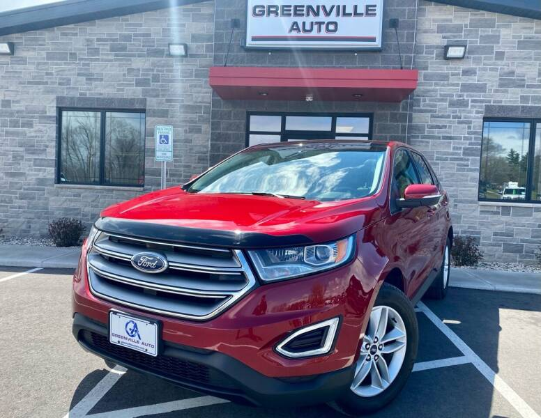 2015 Ford Edge for sale at GREENVILLE AUTO in Greenville WI