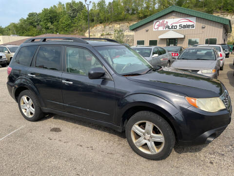 2009 Subaru Forester for sale at Gilly's Auto Sales in Rochester MN