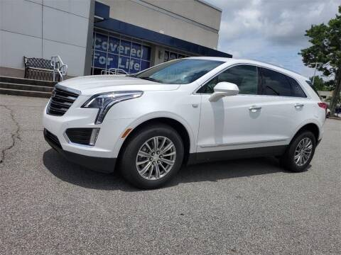 2019 Cadillac XT5 for sale at CU Carfinders in Norcross GA