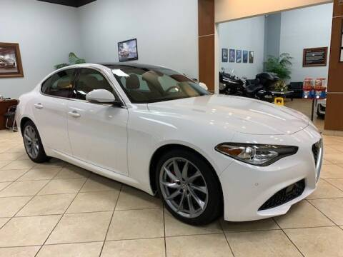 2017 Alfa Romeo Giulia for sale at Adams Auto Group Inc. in Charlotte NC