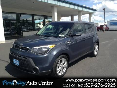 2014 Kia Soul for sale at PARKWAY AUTO CENTER AND RV in Deer Park WA