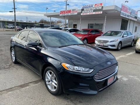 2014 Ford Fusion for sale at Dream Motors in Sacramento CA