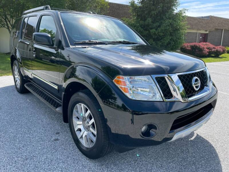 2011 Nissan Pathfinder for sale at CROSSROADS AUTO SALES in West Chester PA