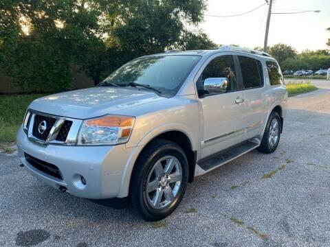 2011 Nissan Armada for sale at Asap Motors Inc in Fort Walton Beach FL