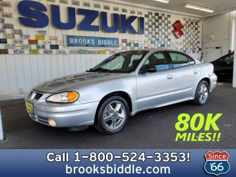 2004 Pontiac Grand Am for sale at BROOKS BIDDLE AUTOMOTIVE in Bothell WA