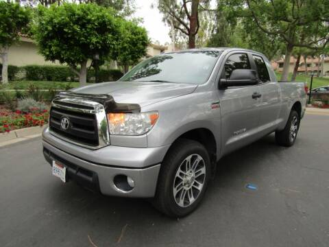 2013 Toyota Tundra for sale at E MOTORCARS in Fullerton CA