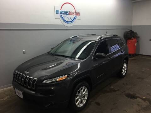 2017 Jeep Cherokee for sale at WCG Enterprises in Holliston MA
