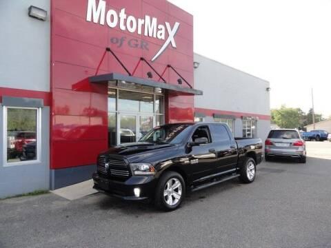 2014 RAM Ram Pickup 1500 for sale at MotorMax of GR in Grandville MI