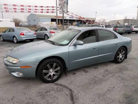 2003 Oldsmobile Aurora for sale at Budget Corner in Fort Wayne IN