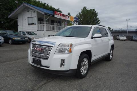2012 GMC Terrain for sale at Leavitt Auto Sales and Used Car City in Everett WA