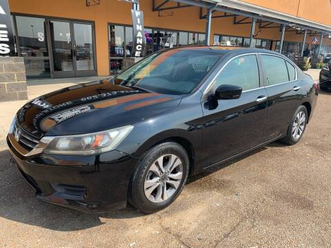 2013 Honda Accord for sale at The Auto Toy Store in Robinsonville MS
