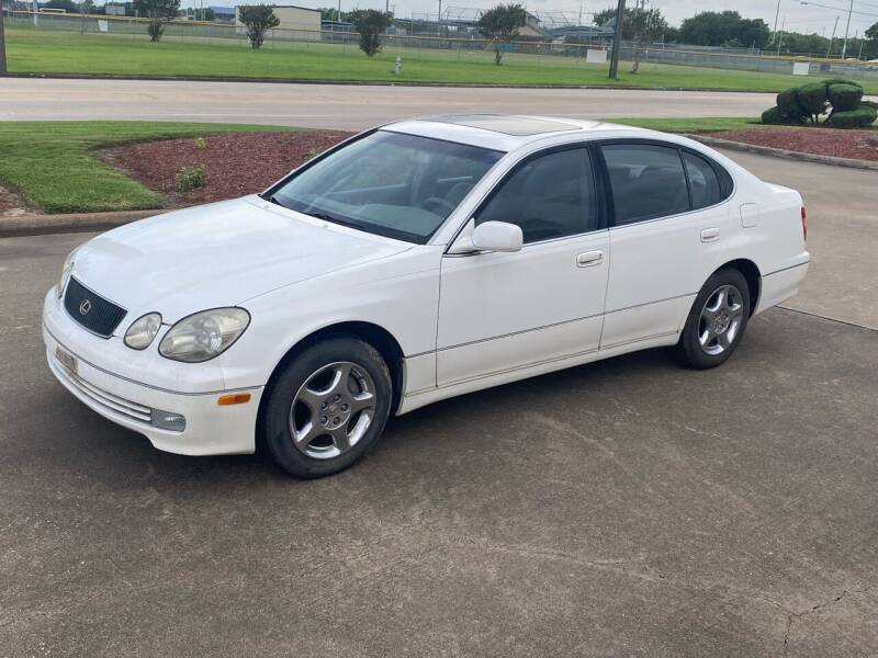 1998 Lexus GS 300 for sale at M A Affordable Motors in Baytown TX