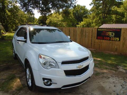 2012 Chevrolet Equinox for sale at Hot Deals Auto LLC in Rock Hill SC