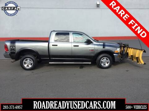 2010 Dodge Ram Pickup 2500 for sale at Road Ready Used Cars in Ansonia CT