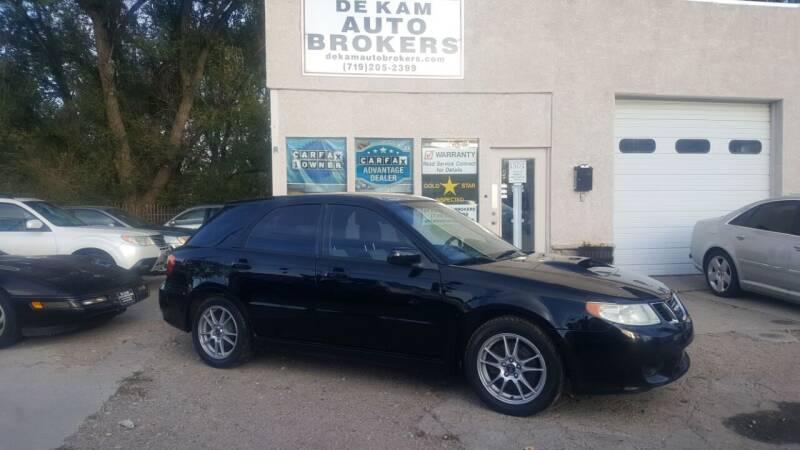 2005 Saab 9-2X for sale at De Kam Auto Brokers in Colorado Springs CO