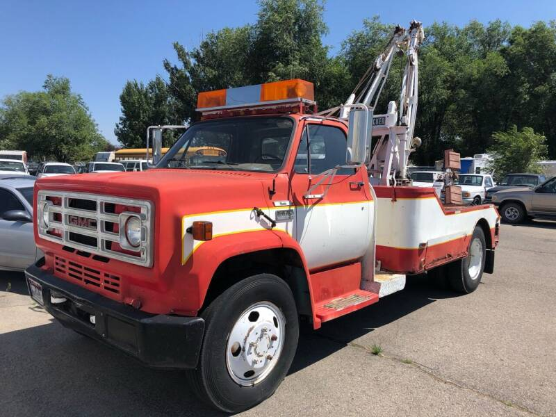 1977 GMC C6500 for sale at AFFORDABLY PRICED CARS LLC in Mountain Home ID