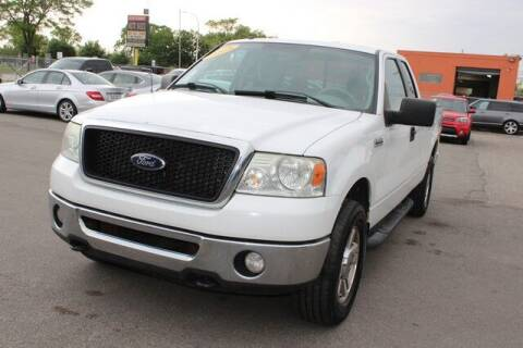 2008 Ford F-150 for sale at Road Runner Auto Sales WAYNE in Wayne MI