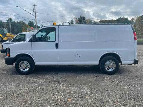 2008 Chevrolet Express Cargo for sale at Upstate Auto Sales Inc. in Pittstown NY