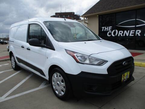 2020 Ford Transit Connect Cargo for sale at Cornerlot.net in Bryan TX