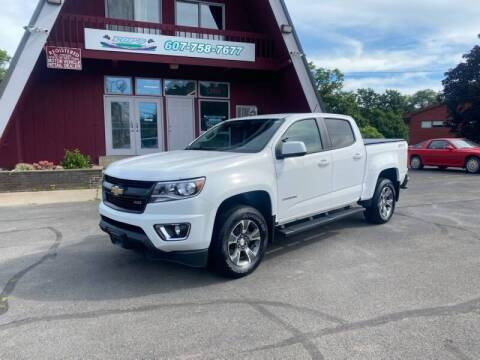 2015 Chevrolet Colorado for sale at Pop's Automotive in Homer NY