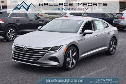2021 Volkswagen Arteon for sale at WALLACE IMPORTS OF JOHNSON CITY in Johnson City TN