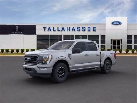 2021 Ford F-150 for sale at PHIL SMITH AUTOMOTIVE GROUP - Tallahassee Ford Lincoln in Tallahassee FL