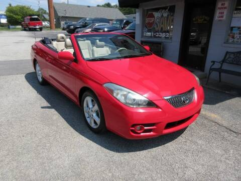 2008 Toyota Camry Solara for sale at karns motor company in Knoxville TN