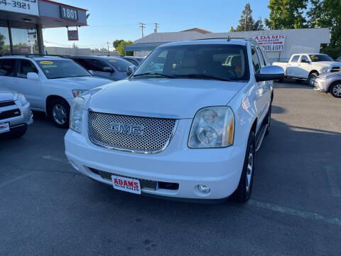 2007 GMC Yukon for sale at Adams Auto Sales in Sacramento CA