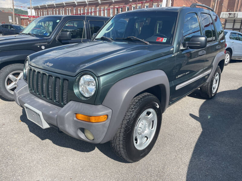 2002 Jeep Liberty for sale at Turner's Inc - Main Avenue Lot in Weston WV
