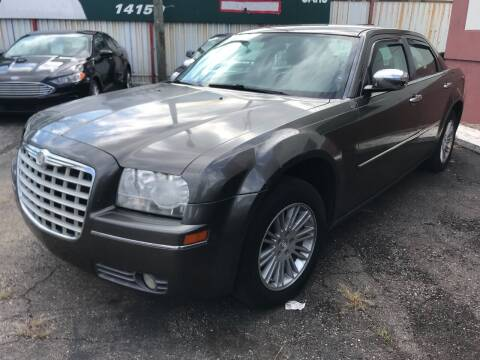 2010 Chrysler 300 for sale at Supreme Stop Auto Sales in Detroit MI