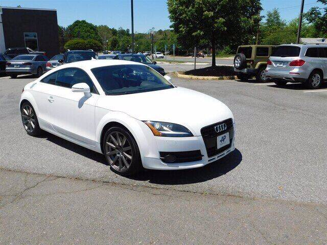 2009 Audi TT for sale at AP Fairfax in Fairfax VA