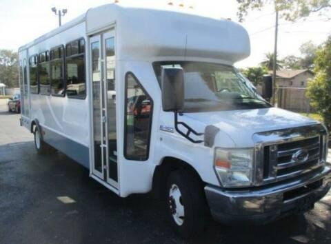 2010 Ford E-Series Chassis for sale at North American Fleet Sales in Largo FL