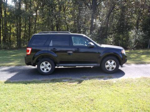 2009 Ford Escape for sale at Smith Auto Finance LLC in Grand Saline TX