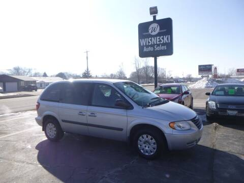2005 Chrysler Town and Country for sale at Wisneski Auto Sales, Inc. in Green Bay WI