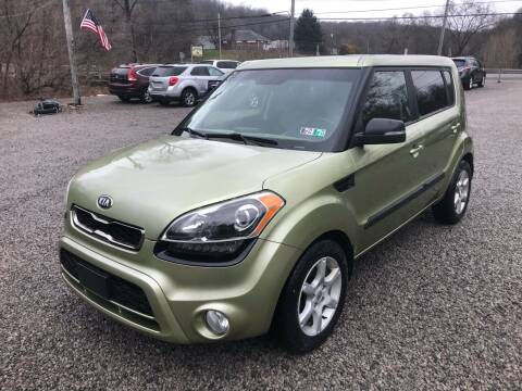 2013 Kia Soul for sale at R.A. Auto Sales in East Liverpool OH