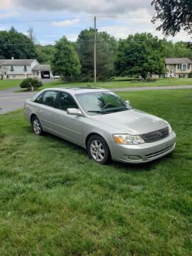 2002 Toyota Avalon for sale at Alpine Auto Sales in Carlisle PA
