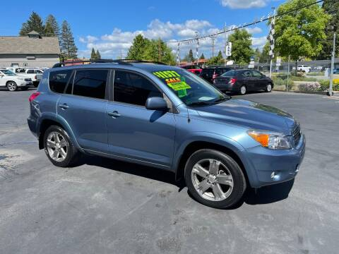2008 Toyota RAV4 for sale at 3 BOYS CLASSIC TOWING and Auto Sales in Grants Pass OR