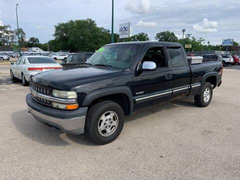 2002 Chevrolet Silverado 1500 for sale at Peak Motors in Loves Park IL