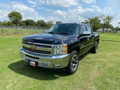 2012 Chevrolet Silverado 1500 for sale at LA PULGA DE AUTOS in Dallas TX