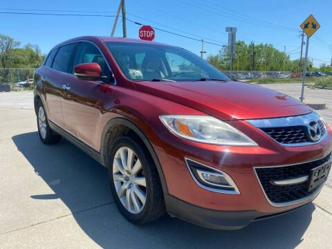 2010 Mazda CX-9 for sale at Xtreme Auto Mart LLC in Kansas City MO