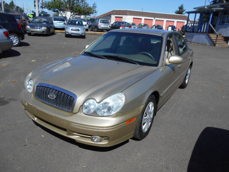 2003 Hyundai Sonata for sale at Family Auto Network in Portland OR