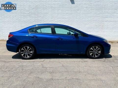 2014 Honda Civic for sale at Smart Chevrolet in Madison NC