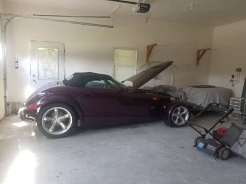 1999 Plymouth Prowler for sale at R C Motors in Lunenburg MA